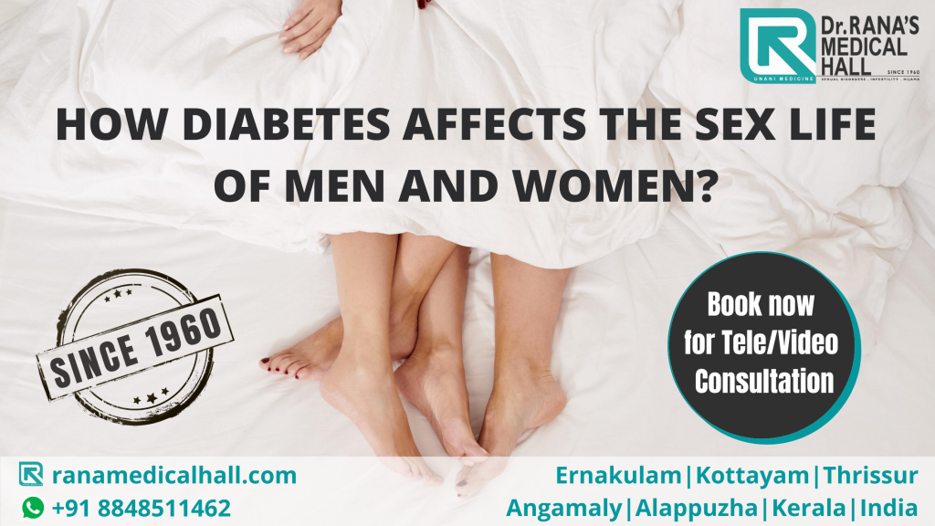How Diabetes Affects The Sex Life Of Men And Women