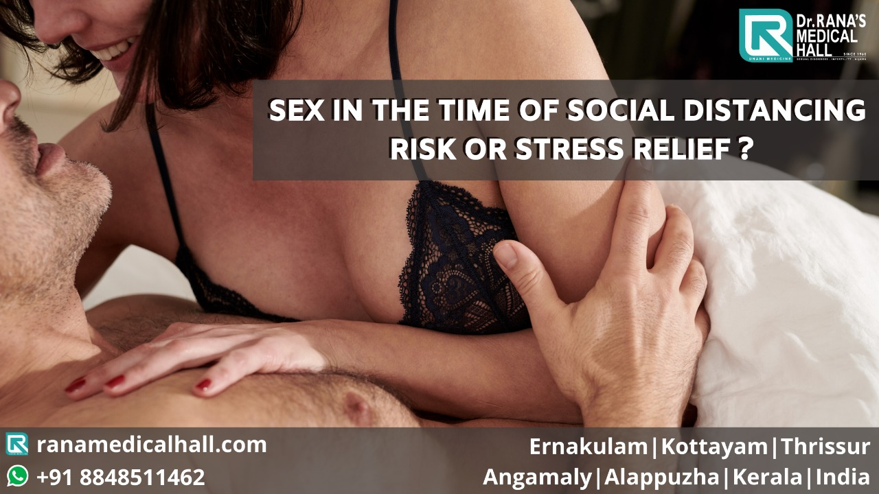 Sex in the Time of Social Distancing