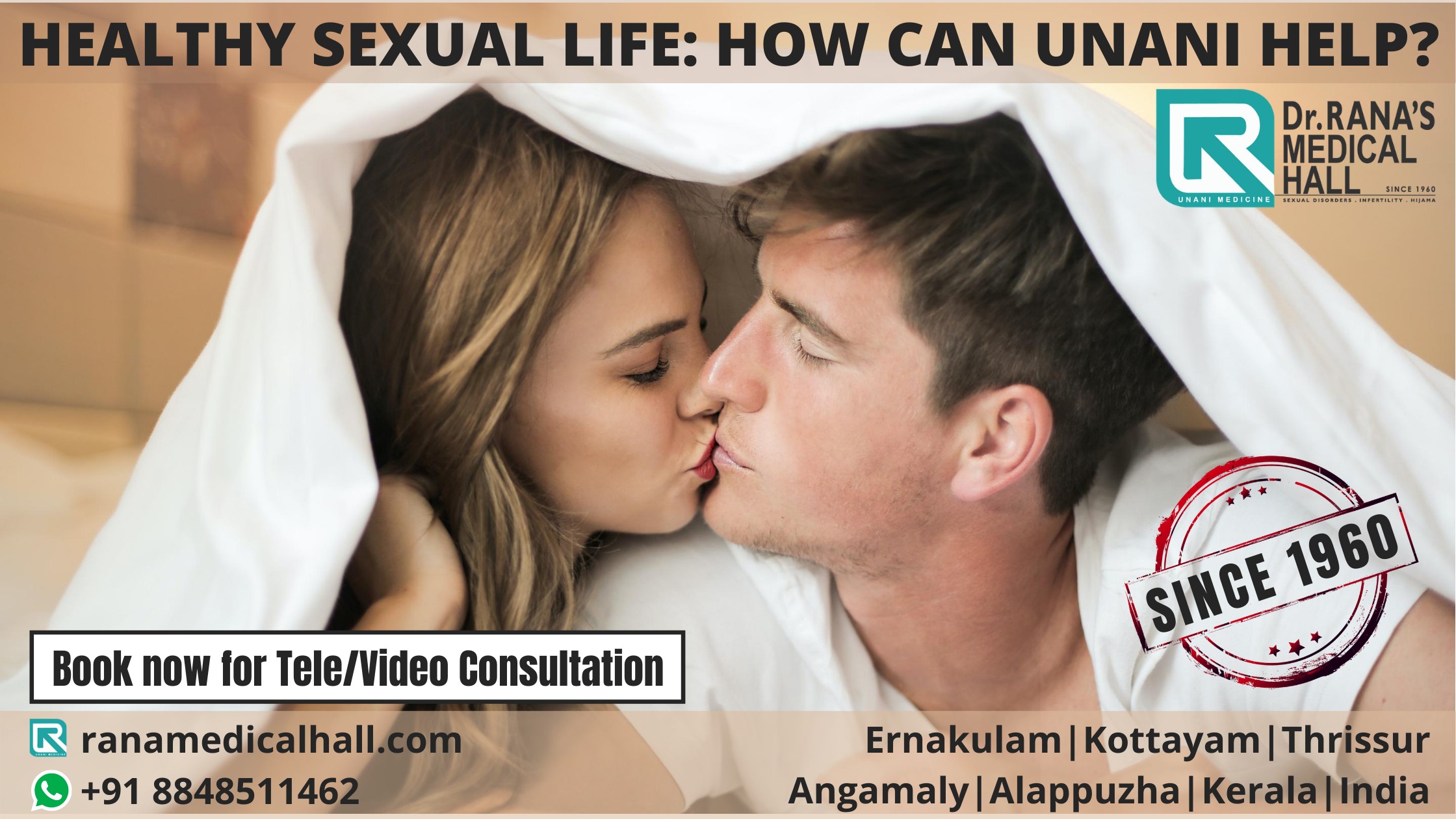 Unani For Healthy Sexual Life