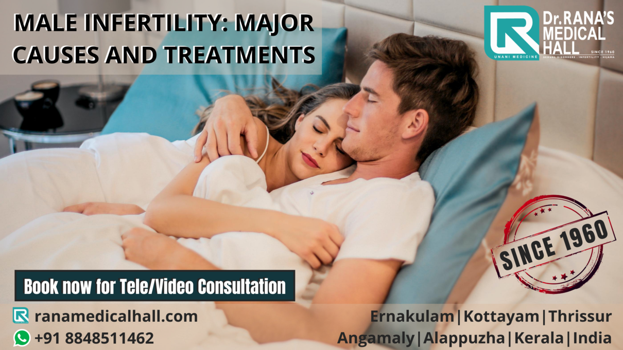 Male Infertility Major Causes And Treatments