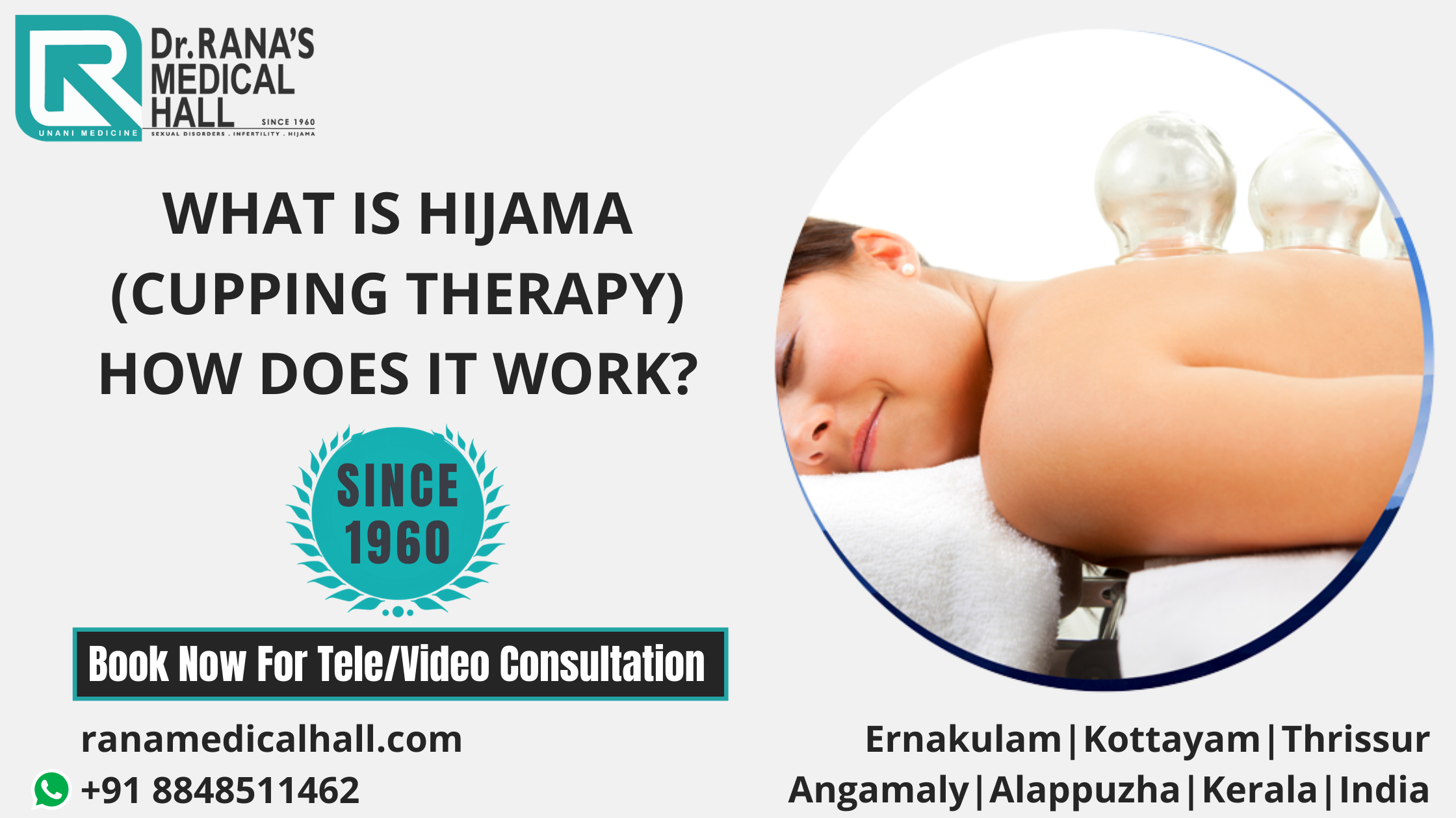 Cupping Therapy (Hijama)
